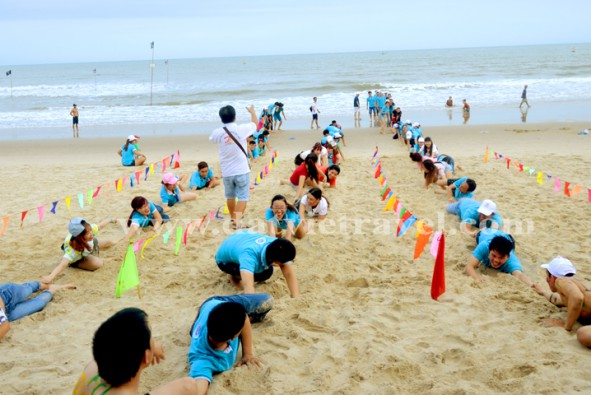 Team Building Phan Thiết Resort 4*